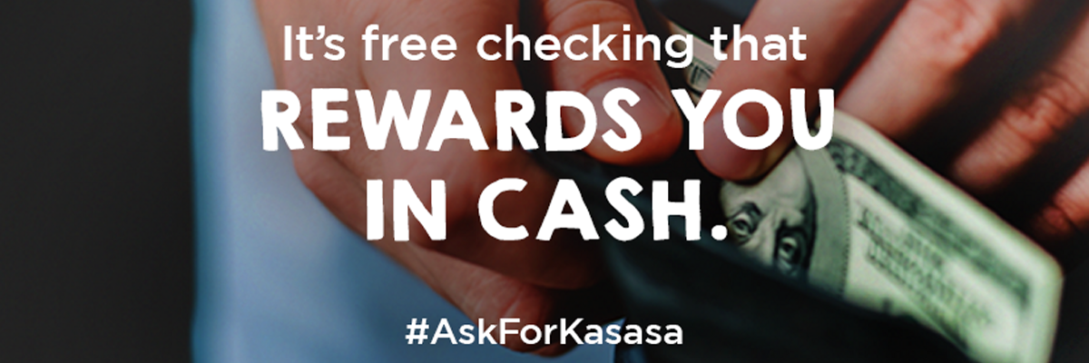 kasasa products_free checking