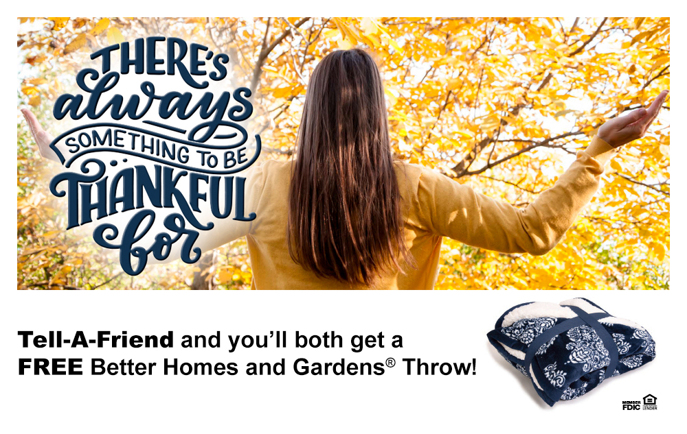 Tell a Friend Gift